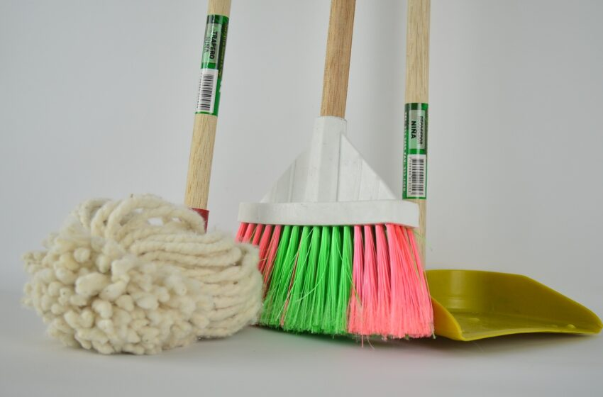 Other ways of using cleaning products for dishes